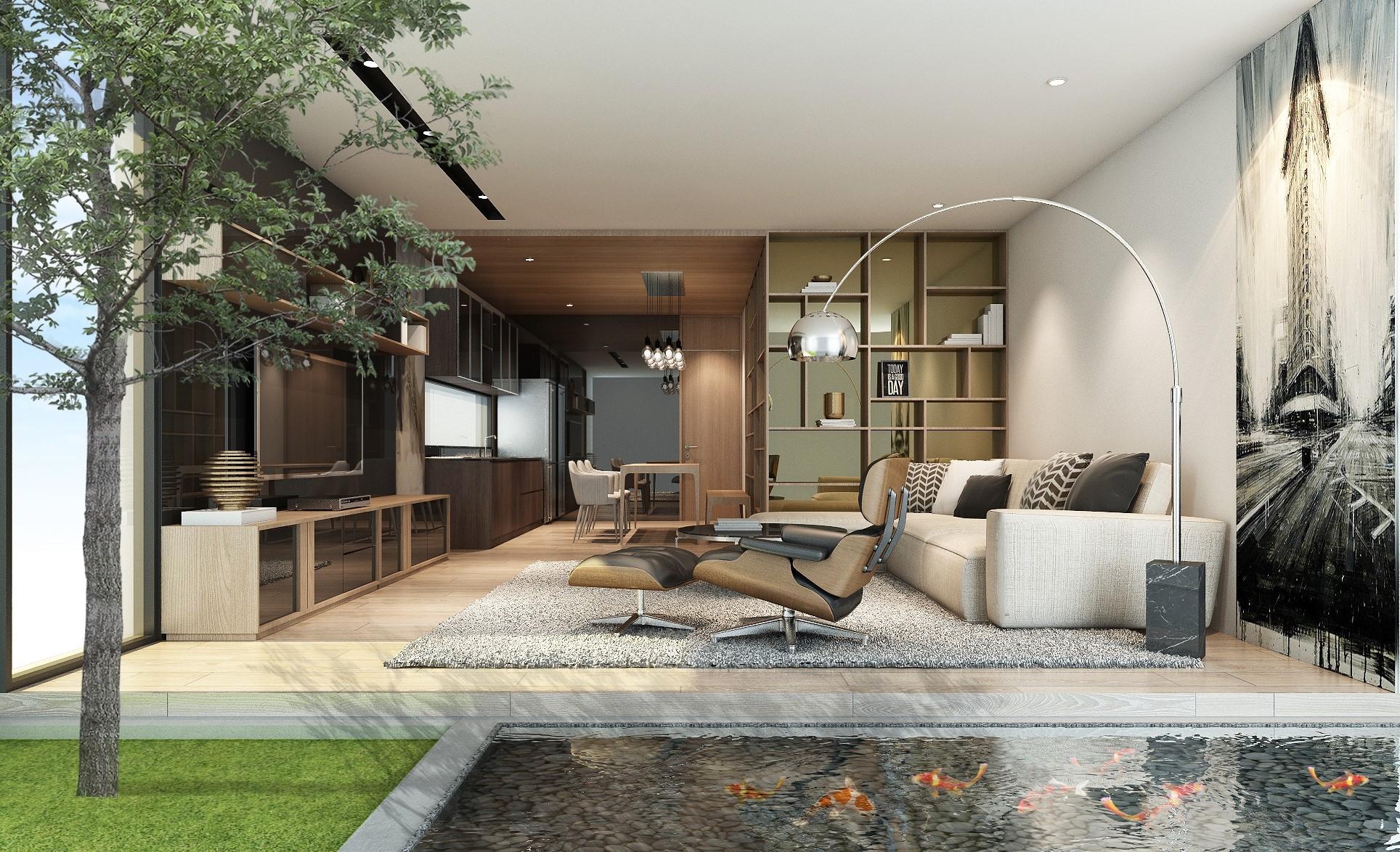 แนวคิดบ้าน สวย หรู สไตล์ โมเดิร์น ที่จะได้ประโยชน์ กับ การอยู่อาศัย